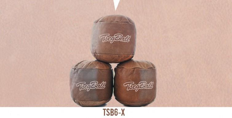 Tsegball: Introducing the New and Improved Tsegball Ball TSB6-X